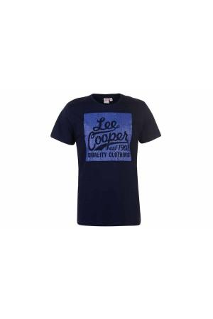 Lee Cooper T-Shirt μπλε