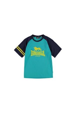 Lonsdale t-shirt 11-12 χρονων πρασινο