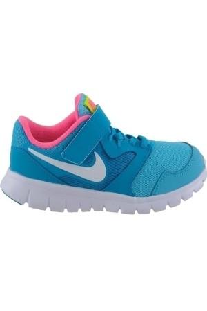 Nike Experience 3 653699-400-παιδικο-γαλαζιο-ρουα-ροζ