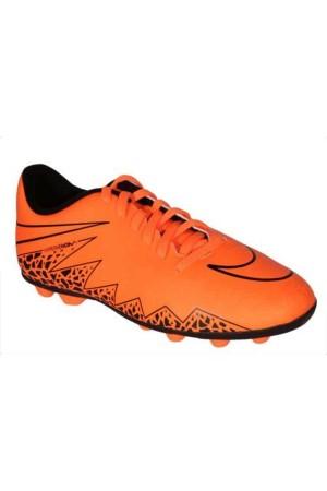 Nike JR Hypervenom Phade II FG-R 744942-888 πορτοκαλι-μαυρο