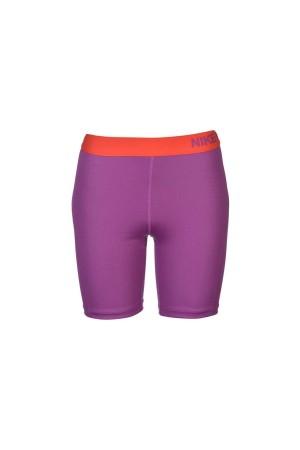 Nike κολαν γυναικειο μωβ-πορτοκαλι