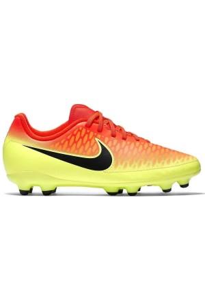 Nike JR Magista Onda FG 651653-807 λαχανι-πορτοκαλι
