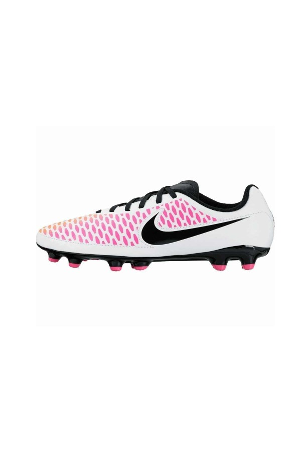 Nike JR Magista Onda FG 651653-106 λευκο-ροζ-μαυρο