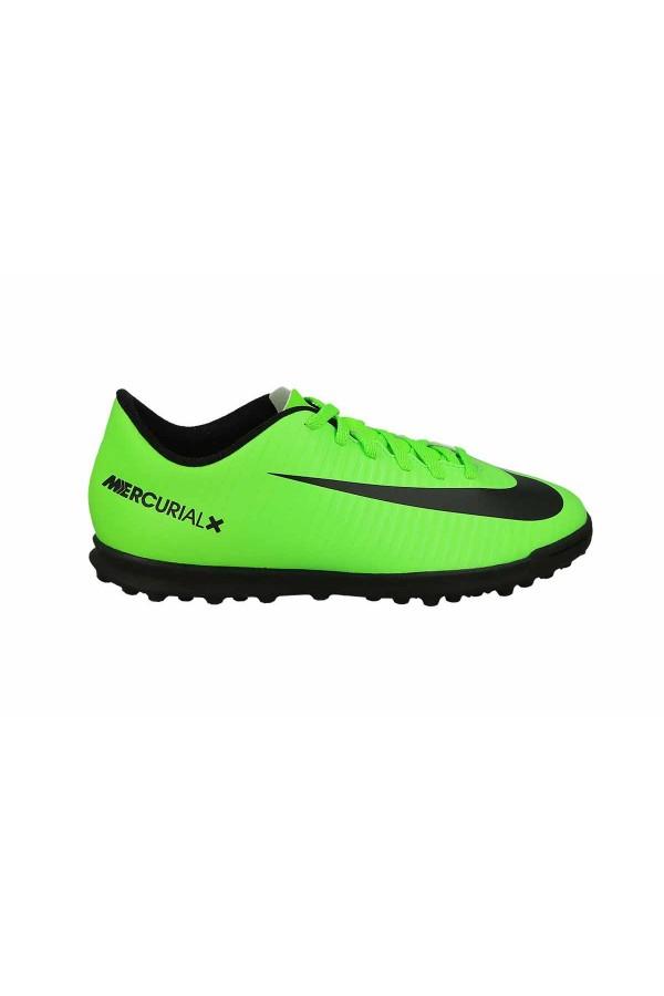 Nike JR Mercurial Vortex III TF 831954-303 πρασινο-μαυρο