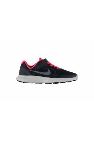 Nike Revolution 3 819417-409 γκρι-ροζ-λευκο