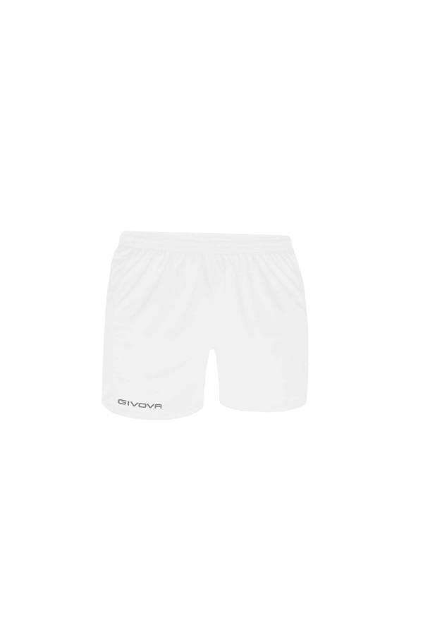 Pantaloncino Givova one P016-0003-λευκο