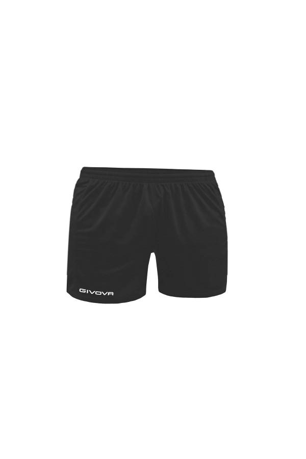 Pantaloncino Givova one P016-0010-μαυρο
