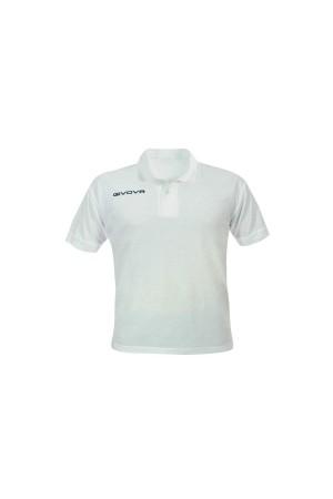 Givova Polo Summer MA005-0003-λευκο
