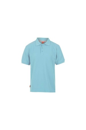 Slazenger Polo T-shirt-παιδικο-7-8 χρονων γαλαζιο