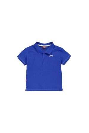 Slazenger Polo T-shirt-παιδικο-2-3χρονων-ρουα