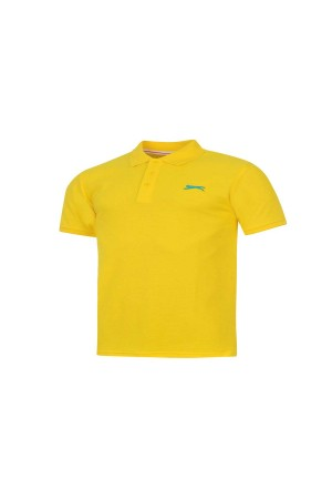 Slazenger Polo T-shirt-κιτρινο