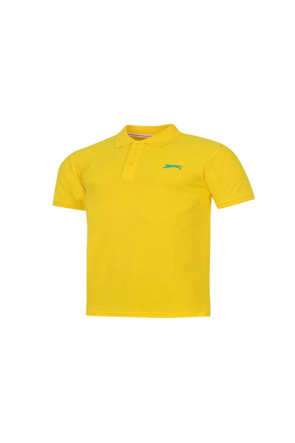 Slazenger Polo T-shirt-κιτρινο