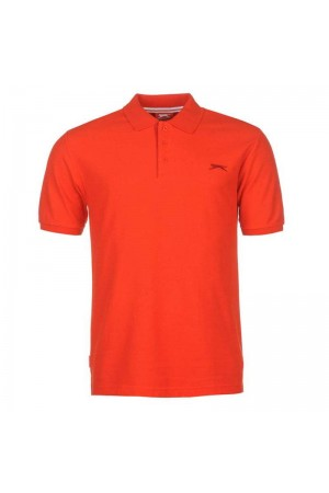 Slazenger Polo T-shirt κόκκινο