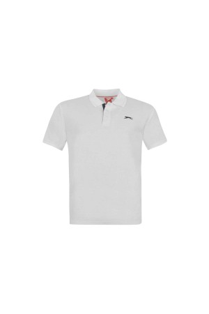 Slazenger Polo T-shirt-λευκο
