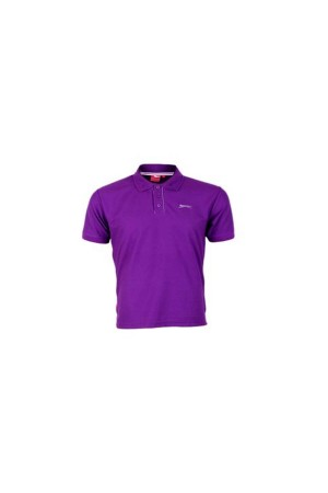 Slazenger Polo T-shirt-μωβ