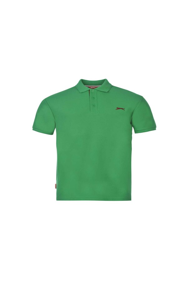 Slazenger Polo T-shirt-πρασινο