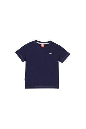 Slazenger T-shirt-παιδικο 13 χρονων-μπλε