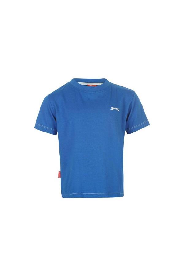 Slazenger T-shirt-παιδικο-5-6 χρονων-ρουα