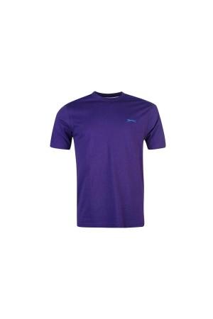 Slazenger T-shirt μωβ