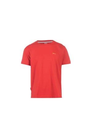 Slazenger T-shirt-παιδικο 11-12 χρονων κοκκινο