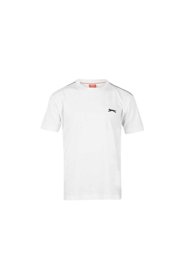 Slazenger T-shirt-παιδικο 11-12 χρονων λευκο