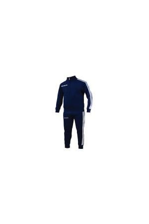 Givova Tuta Scuola Junior LF31-0404-μπλε-λευκο